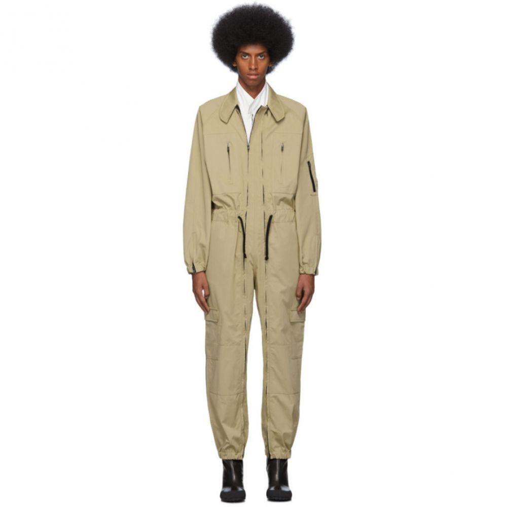 ランダム アイデンティティーズ Random Identities メンズ スラックス ボトムス・パンツ【Beige Flight Suit】Beige