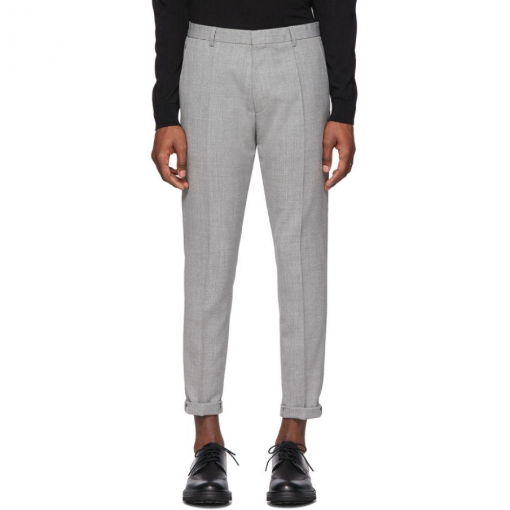 ヒューゴ ボス Hugo メンズ ボトムス・パンツ 【Grey Hendris Trousers】Open grey