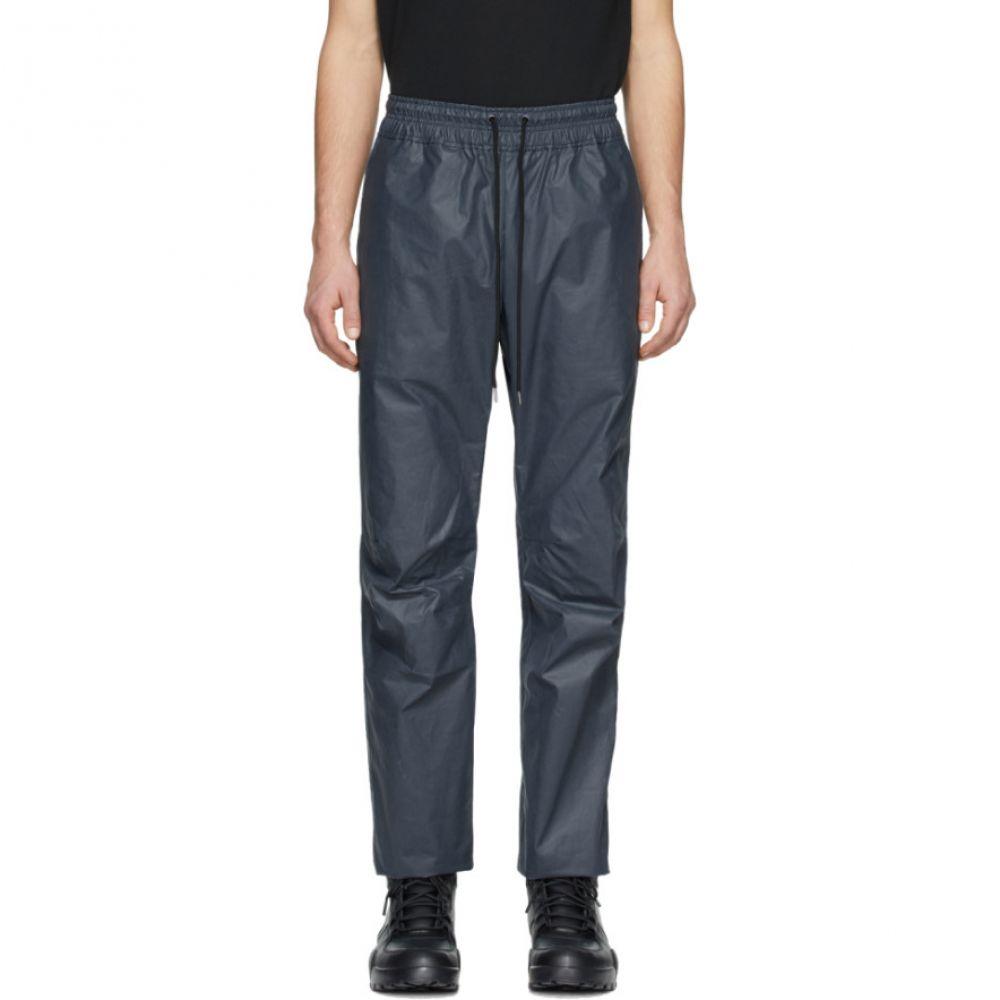 ジョン エリオット John Elliott メンズ ボトムス・パンツ 【Blue Tomba Himalayan Trousers】Steel blue