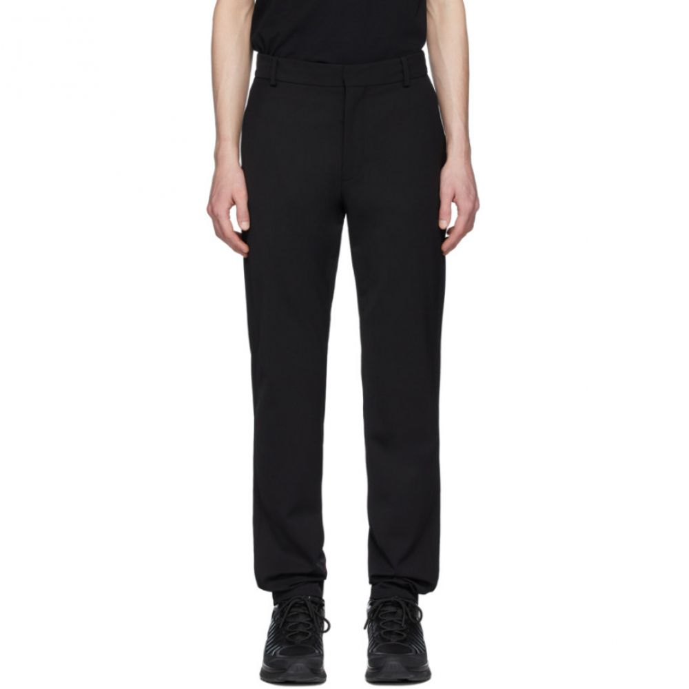 バルマン Balmain メンズ ボトムス・パンツ 【Black Tailoring Fit Trousers】Noir