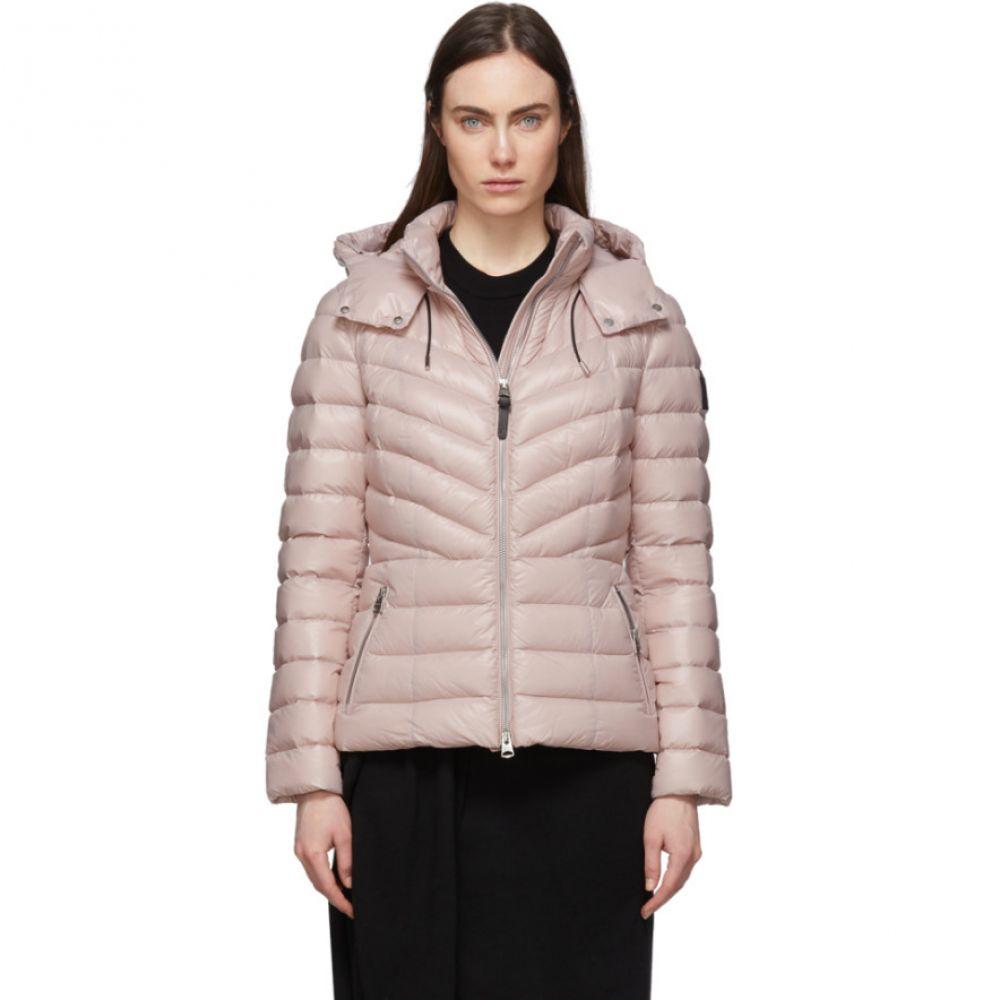 マッカージュ Mackage レディース ダウン・中綿ジャケット アウター【Pink Down Judie Jacket】Petal