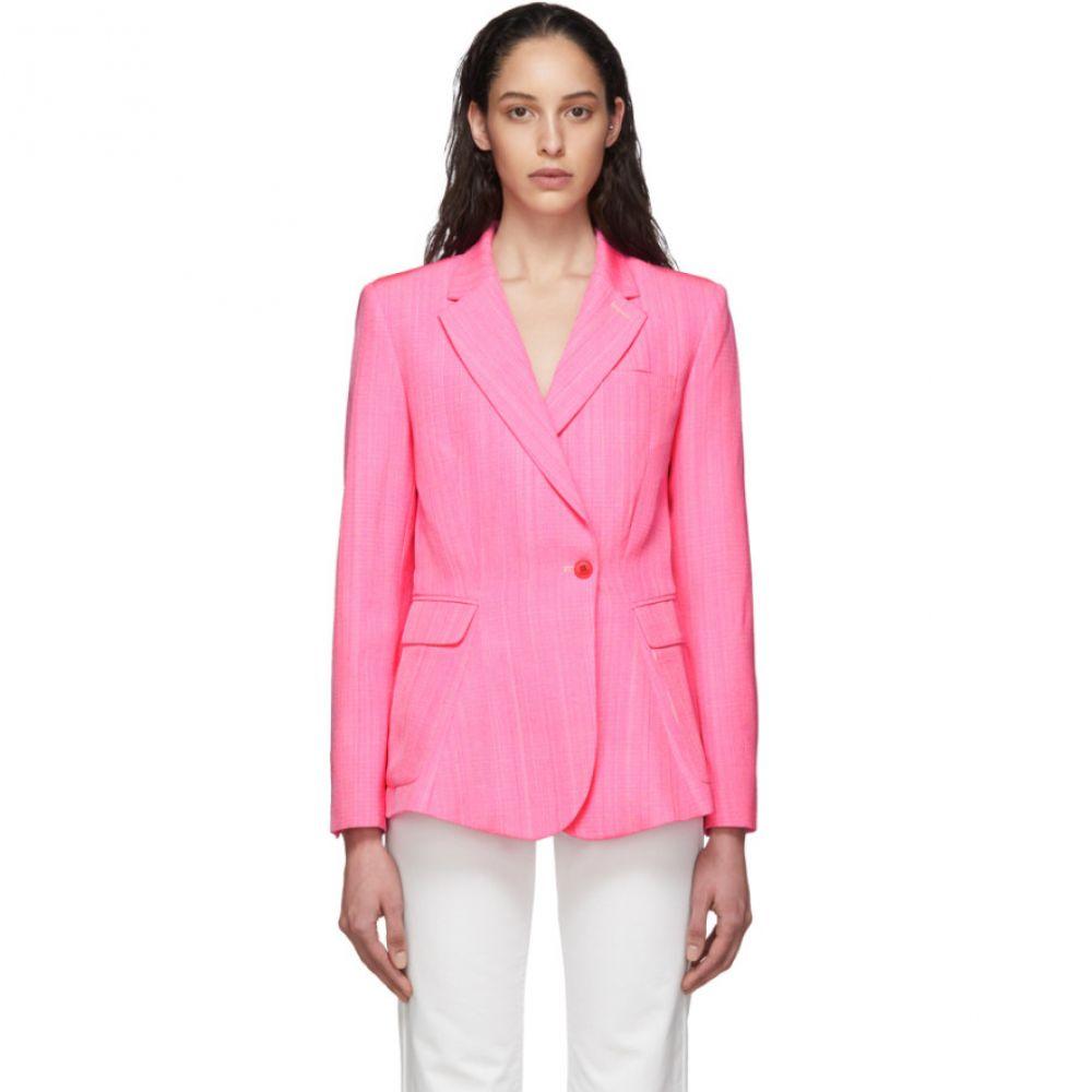 ジャックムス Jacquemus レディース スーツ・ジャケット アウター【Pink 'La Veste Qui Vole' Blazer】Pink
