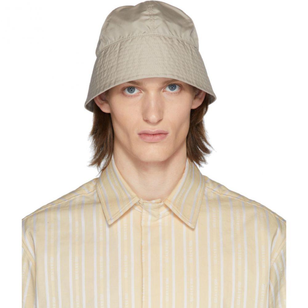 アリクス 1017 ALYX 9SM メンズ ハット バケットハット 帽子【Beige Browns Edition Narrow Buckle Bucket Hat】Tan