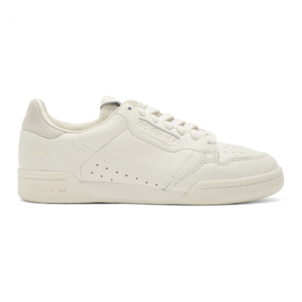 アディダス adidas Originals レディース スニーカー シューズ・靴【Off-White Continental 80 Sneakers】Off-white