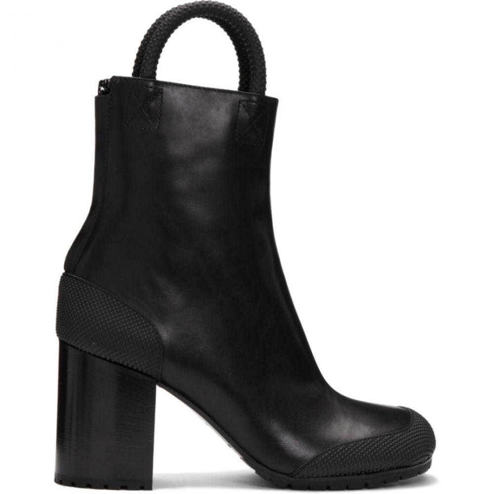 ランダム アイデンティティーズ Random Identities レディース ブーツ シューズ・靴【Black Worker Boots】Black