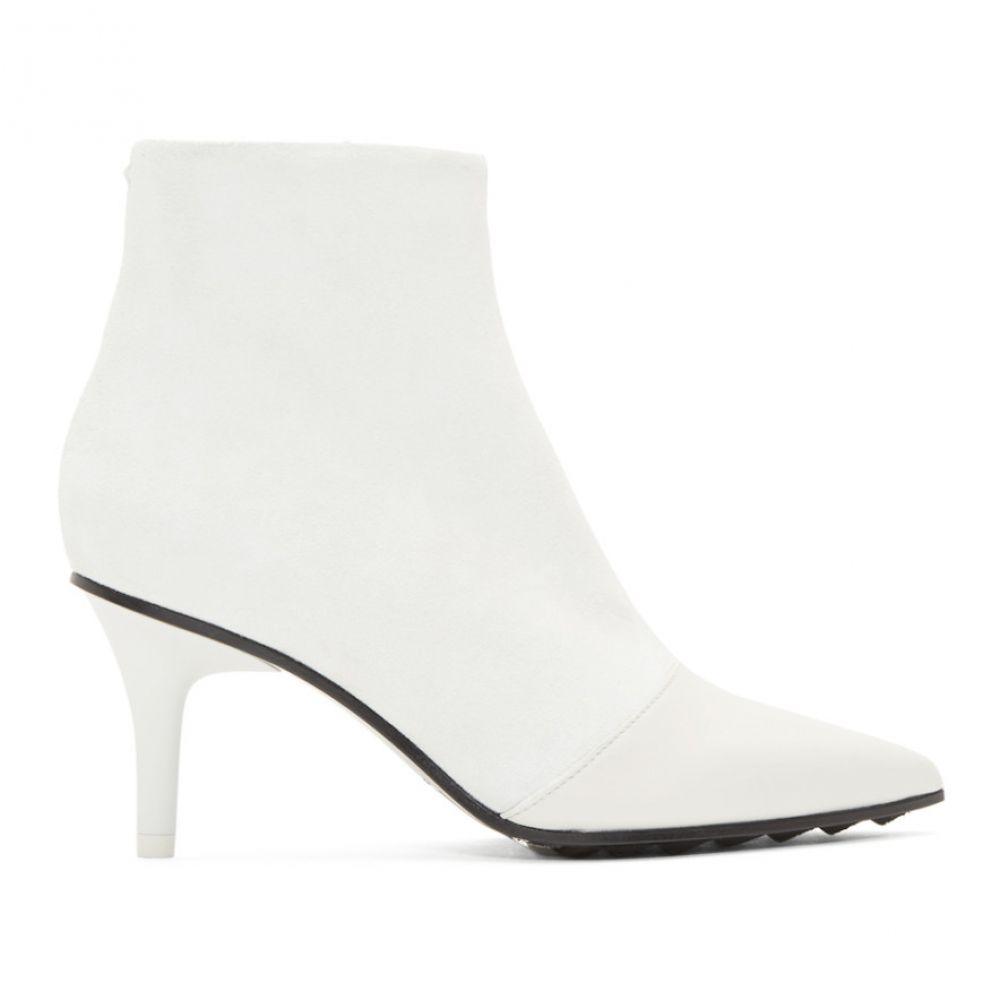 ラグ&ボーン rag & bone レディース ブーツ シューズ・靴【White Beha Moto Boots】White