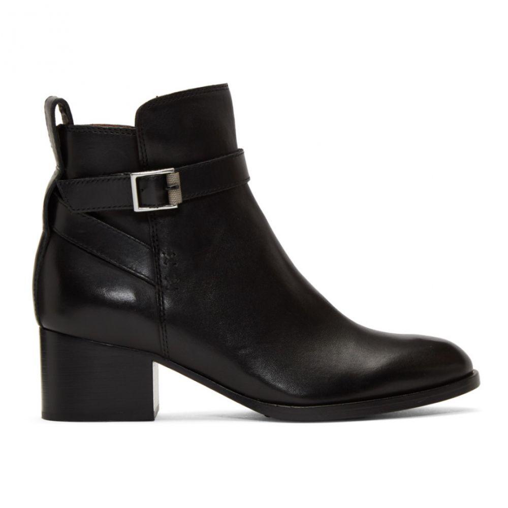 ラグ&ボーン rag & bone レディース ブーツ シューズ・靴【Black Walker Buckle Boots】Black