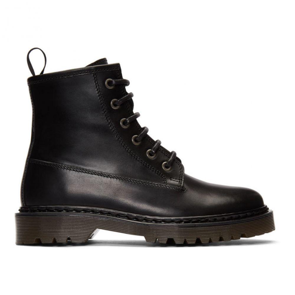 アーペーセー A.P.C. レディース ブーツ シューズ・靴【Black Enorah Boots】Black