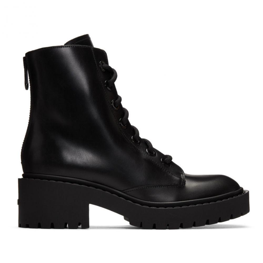 ケンゾー Kenzo レディース ブーツ シューズ・靴【Black Pike Boots】Black