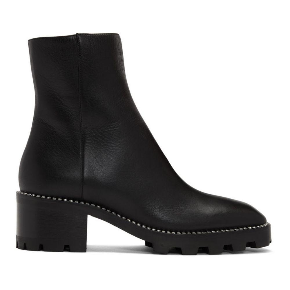 ジミー チュウ Jimmy Choo レディース ブーツ シューズ・靴【Black Crystal Mava Boots】Black