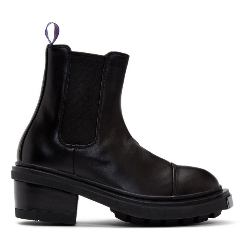 エイティーズ Eytys レディース ブーツ シューズ・靴【Black Nikita Boots】Black