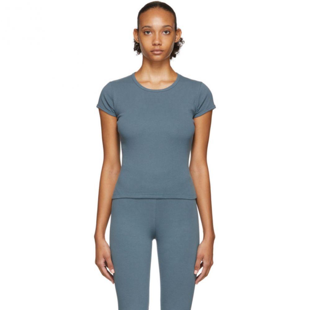 ギル ロドリゲス Gil Rodriguez レディース Tシャツ トップス【Blue Bellevue T-Shirt】Stingray