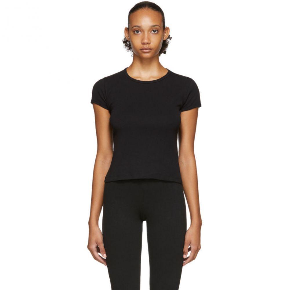 ギル ロドリゲス Gil Rodriguez レディース Tシャツ トップス【Black Bellevue T-Shirt】Black