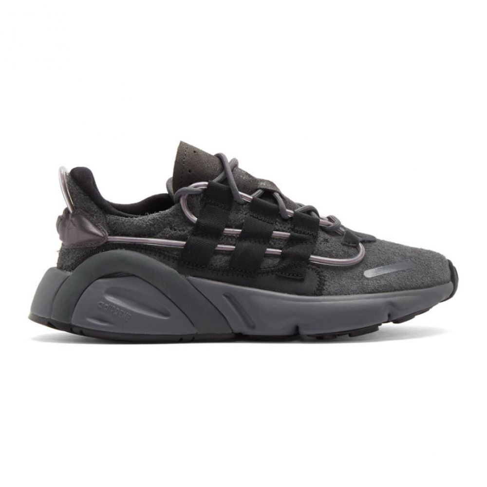 アディダス adidas Originals メンズ スニーカー シューズ・靴【Grey LXCON Sneakers】Grey six/Core black/Signal green