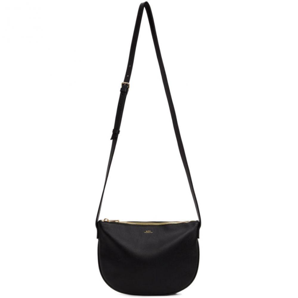 アーペーセー A.P.C. レディース ショルダーバッグ バッグ【Black Maelys Bag】Black