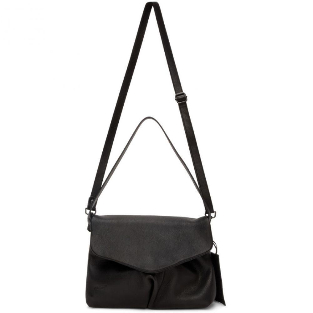 マルセル Marsell レディース ショルダーバッグ バッグ【Black Puntina Bag】Black