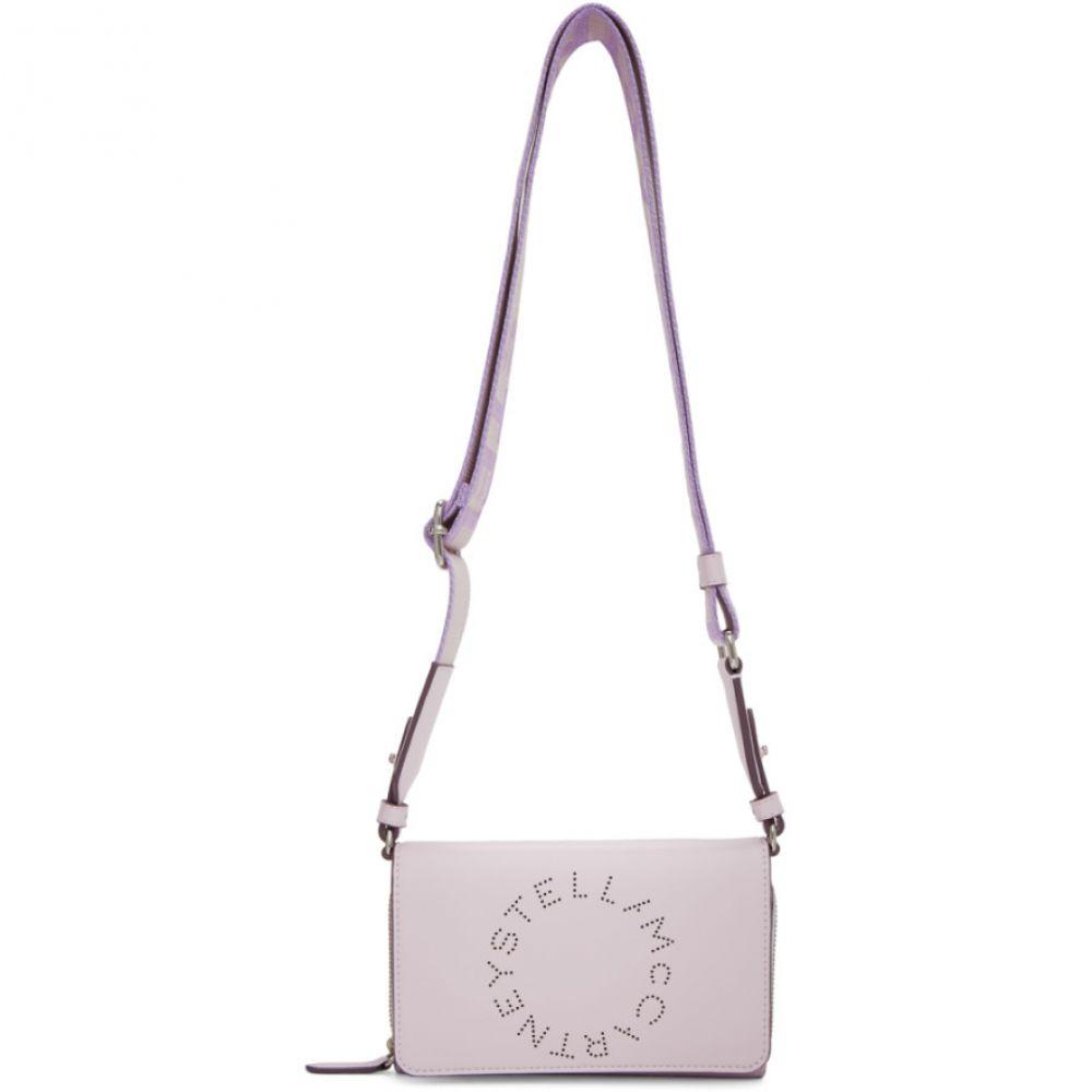 ステラ マッカートニー Stella McCartney レディース ショルダーバッグ バッグ【Purple Wallet Shoulder Bag】Lilac