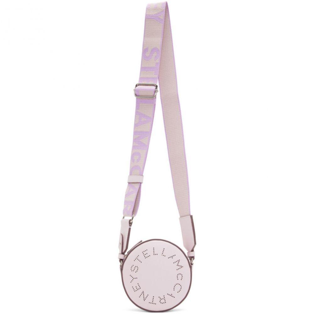 ステラ マッカートニー Stella McCartney レディース ショルダーバッグ バッグ【Purple Round Logo Bag】Lilac