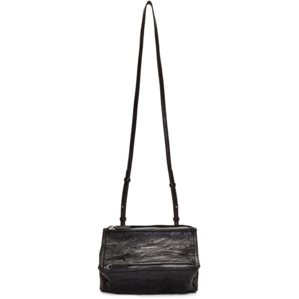 ジバンシー Givenchy レディース ショルダーバッグ バッグ【Black Mini Pandora Bag】Black
