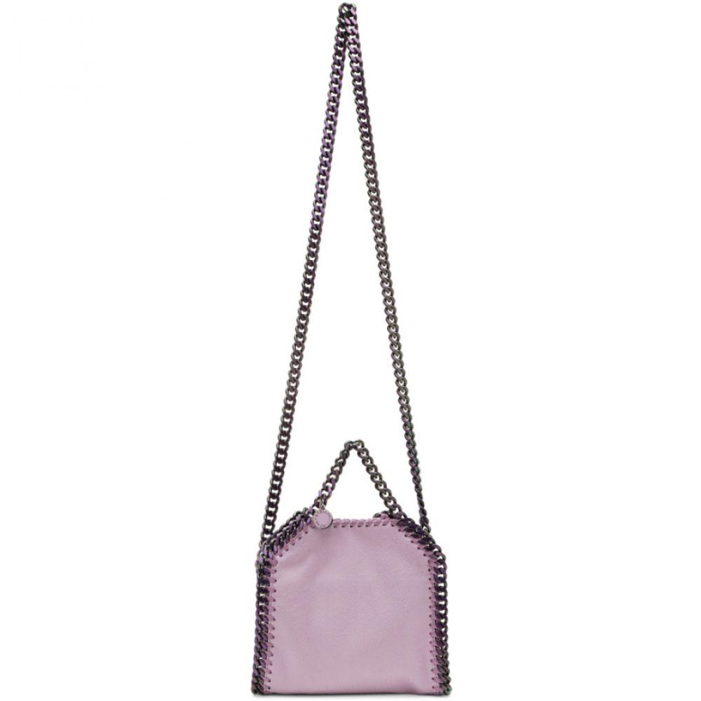 ステラ マッカートニー Stella McCartney レディース ショルダーバッグ バッグ【Pink Tiny Falabella Bag】Lilac
