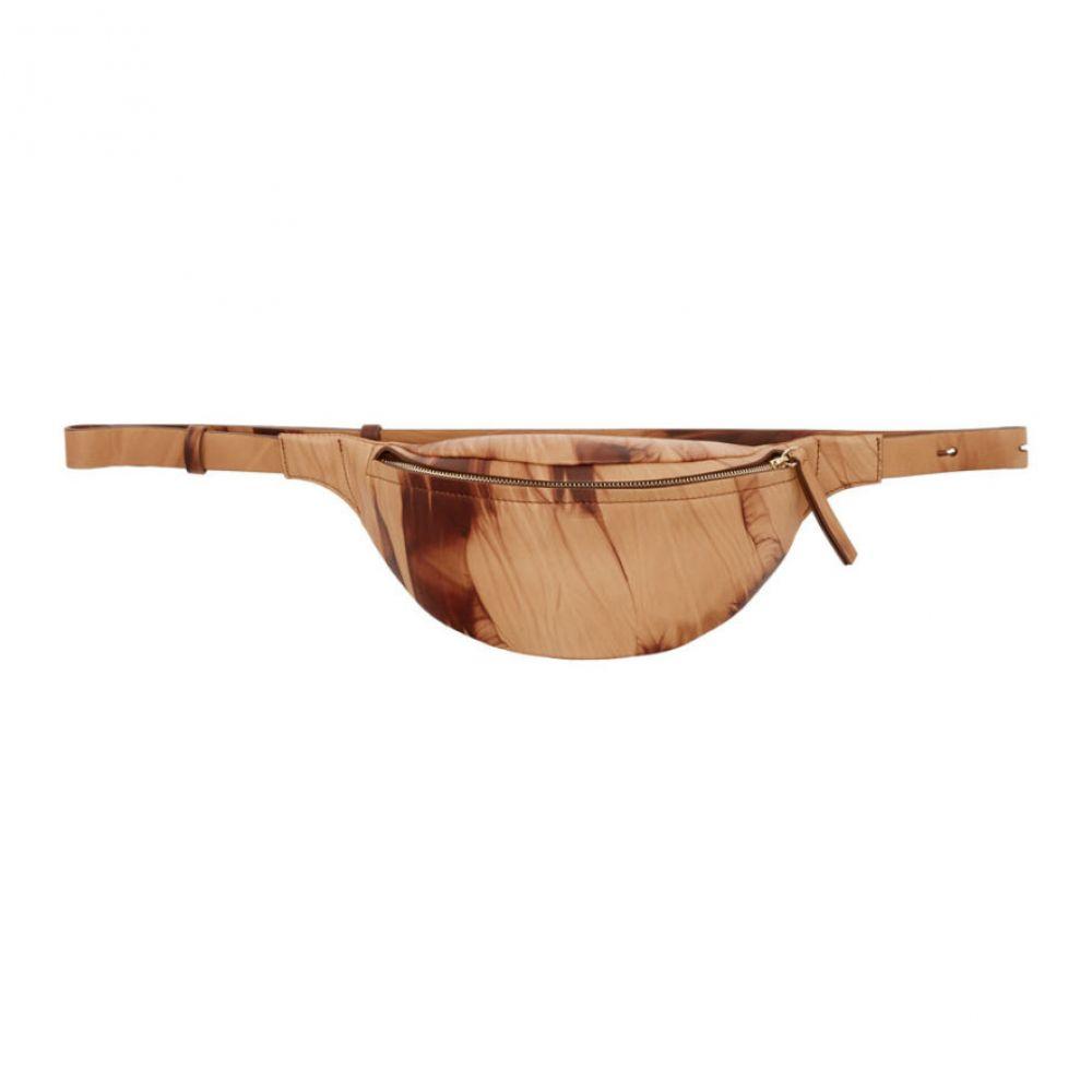 ナヌシュカ Nanushka レディース ボディバッグ・ウエストポーチ バッグ【Tan Nappa Lubo Bum Bag】Tie-dye