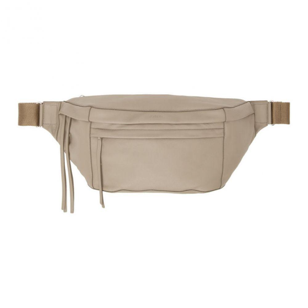ジョゼフ Joseph レディース ボディバッグ・ウエストポーチ バッグ【Taupe Leather Bum Bag】Taupe