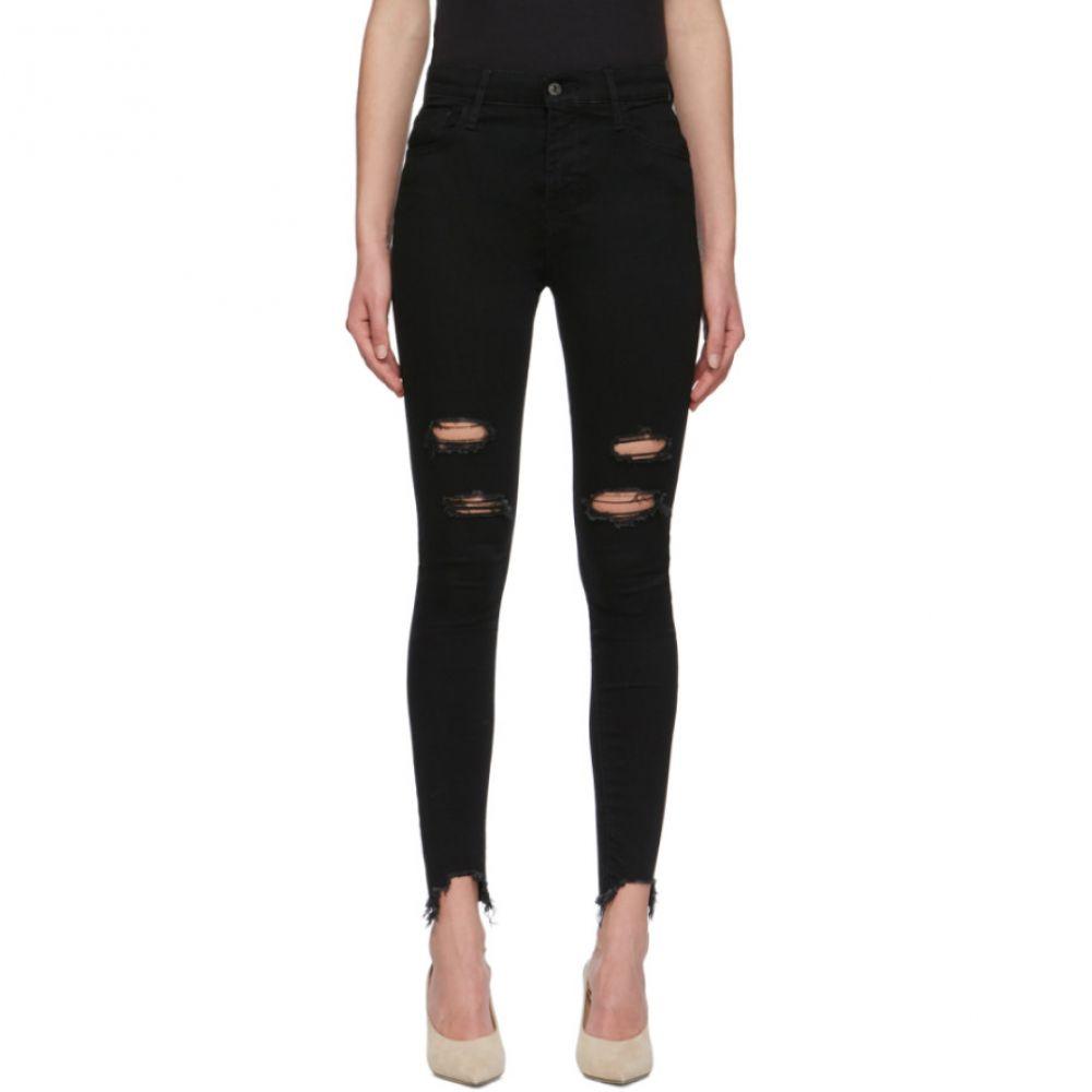 リーバイス Levi's レディース ジーンズ・デニム ボトムス・パンツ【Black 720 High-Rise Super Skinny Jeans】Can't even