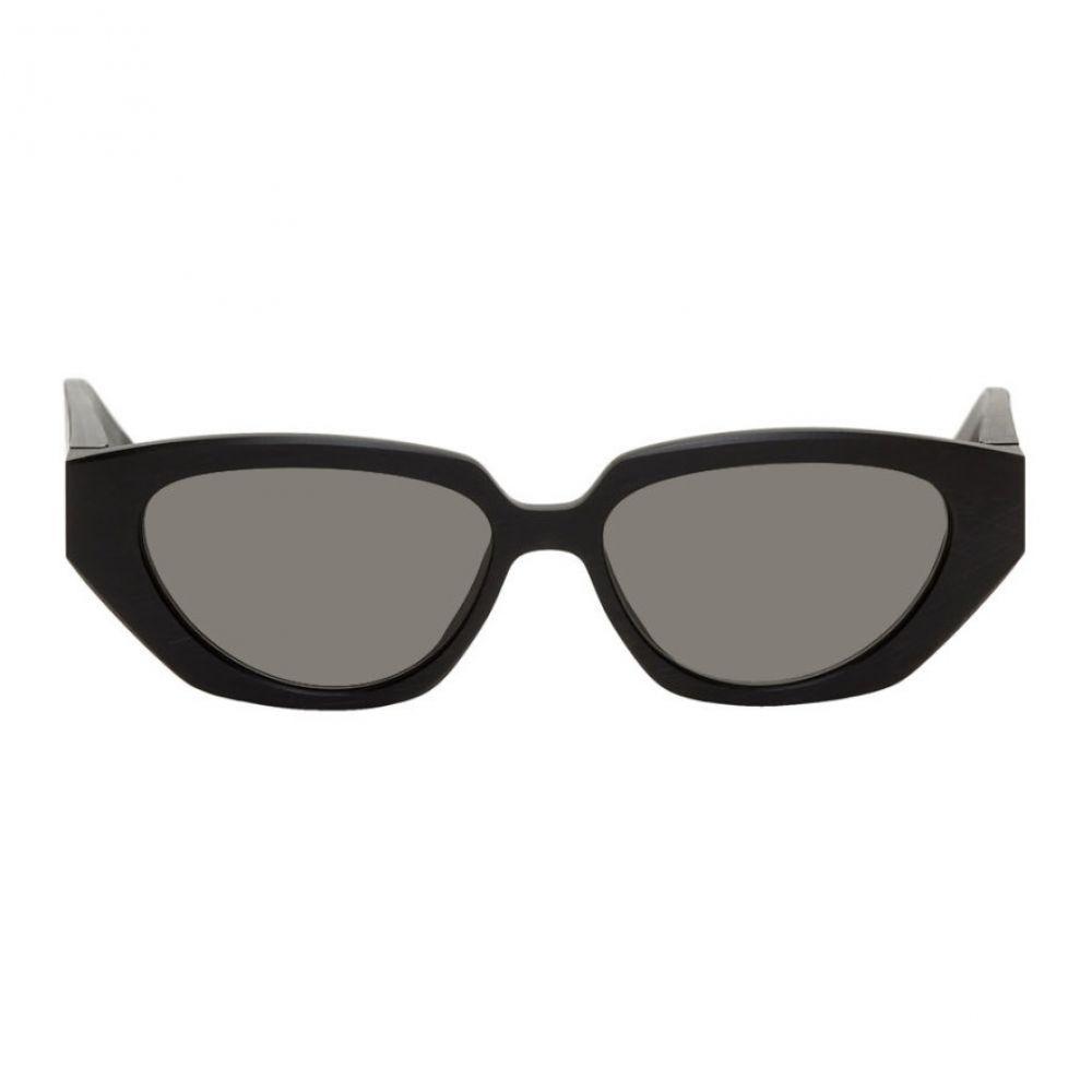 メゾン マルジェラ Maison Margiela レディース メガネ・サングラス 【Black Mykita Edition MMRAW015 Glasses】Raw black