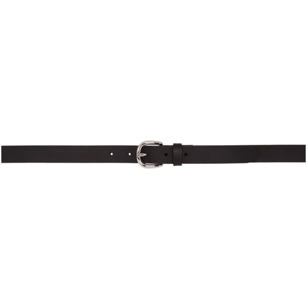 イザベル マラン Isabel Marant レディース ベルト 【Black Zap Belt】Black