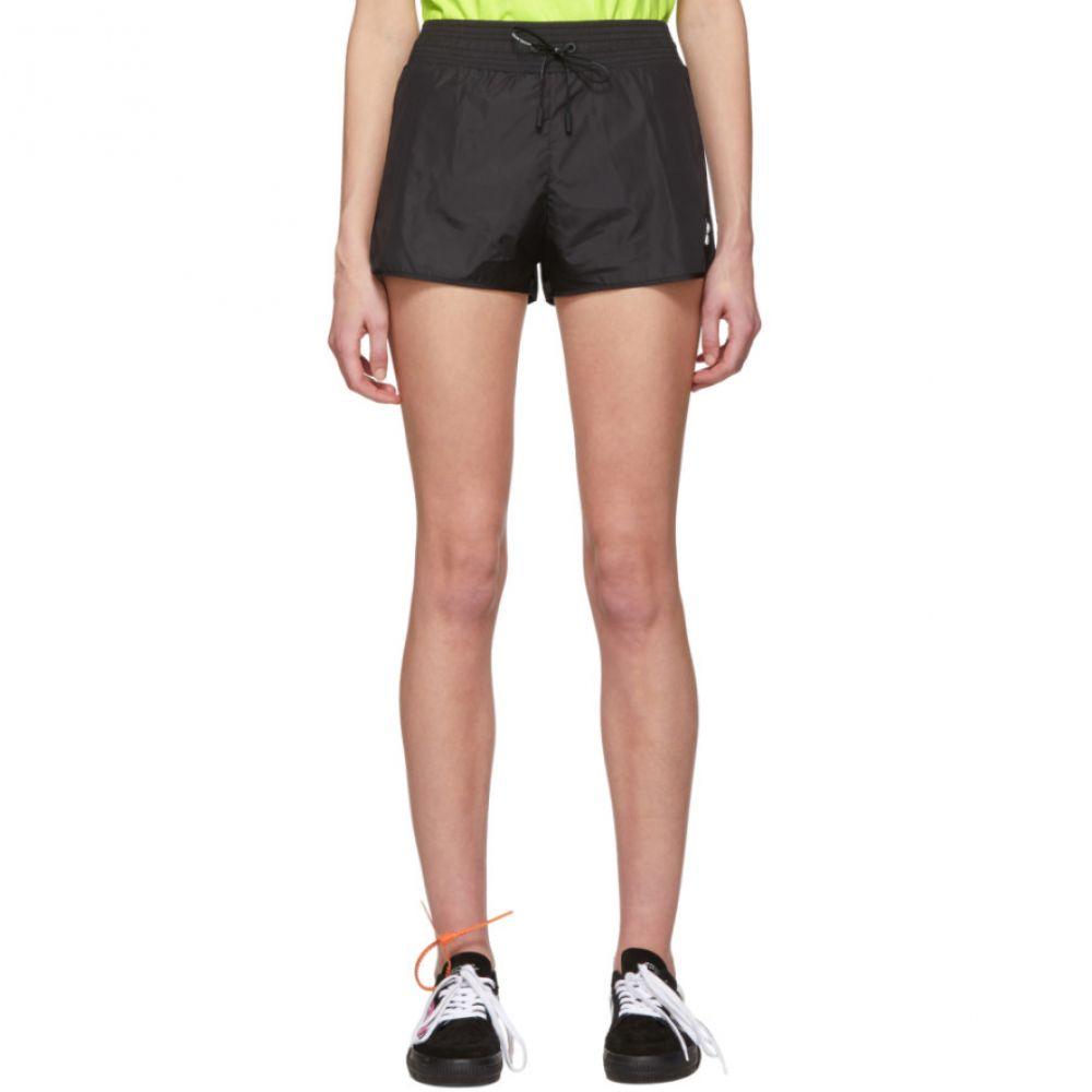 オフホワイト Off-White レディース ショートパンツ ボトムス・パンツ【Black Active Shorts】Black