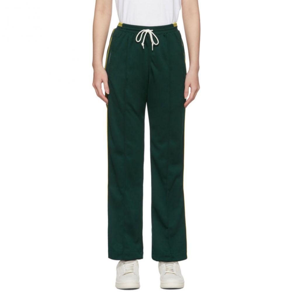 アディダス adidas Originals レディース ボトムス・パンツ 【Green Samstag Lounge Pants】Green night