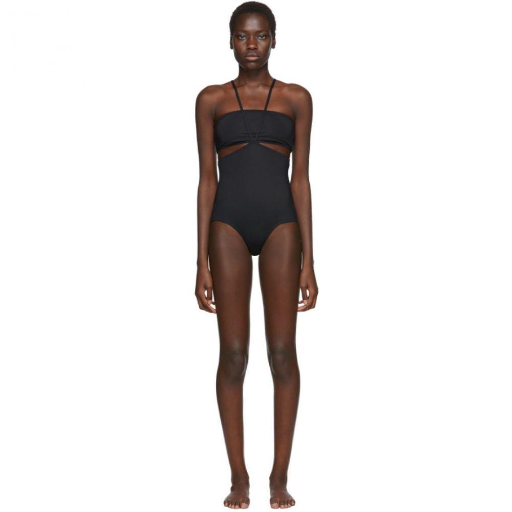 ルディ ガーンライヒ Rudi Gernreich レディース ワンピース 水着・ビーチウェア【Black Classic Monokini Swimsuit】Black