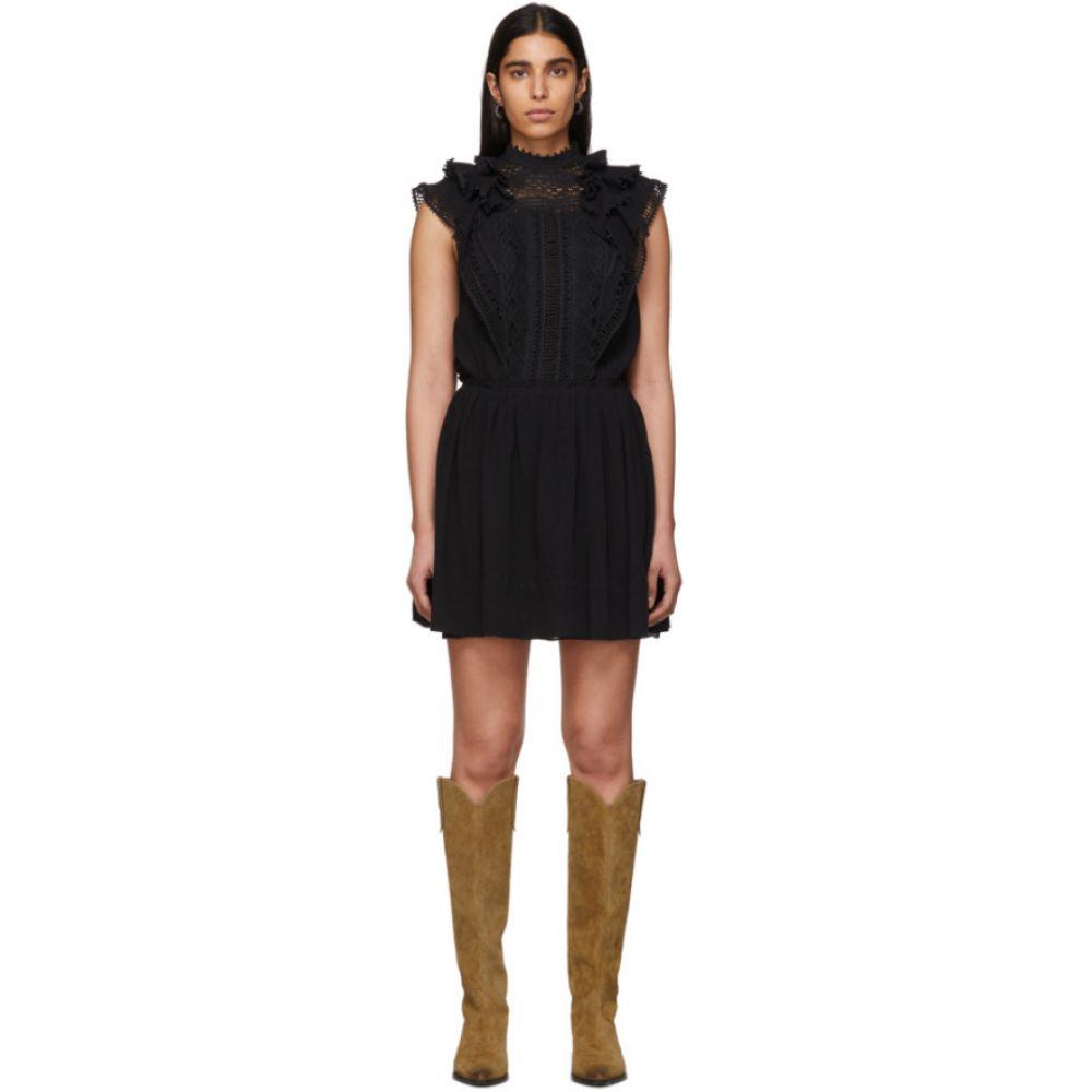 イザベル マラン Isabel Marant レディース ワンピース ワンピース・ドレス【Black Ianelia Dress】Black