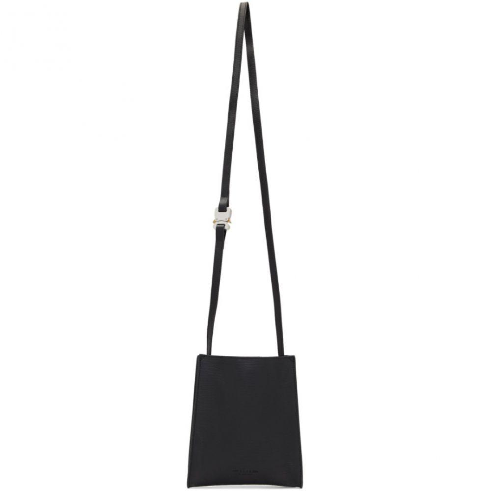 アリクス 1017 ALYX 9SM レディース パスポートケース 【Black Passport Cross Body Bag】Black