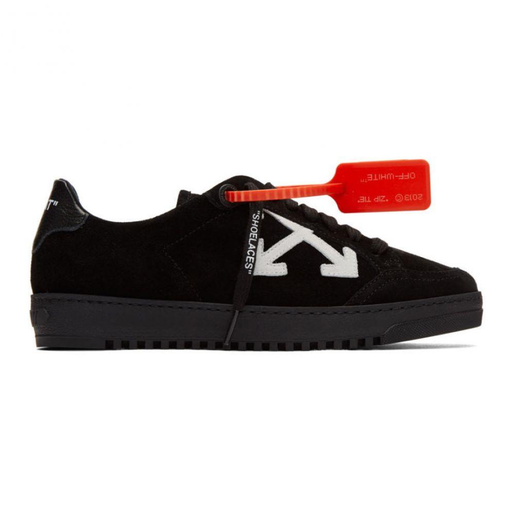オフホワイト Off-White メンズ スニーカー シューズ・靴【Black Low 2.0 Sneakers】Black
