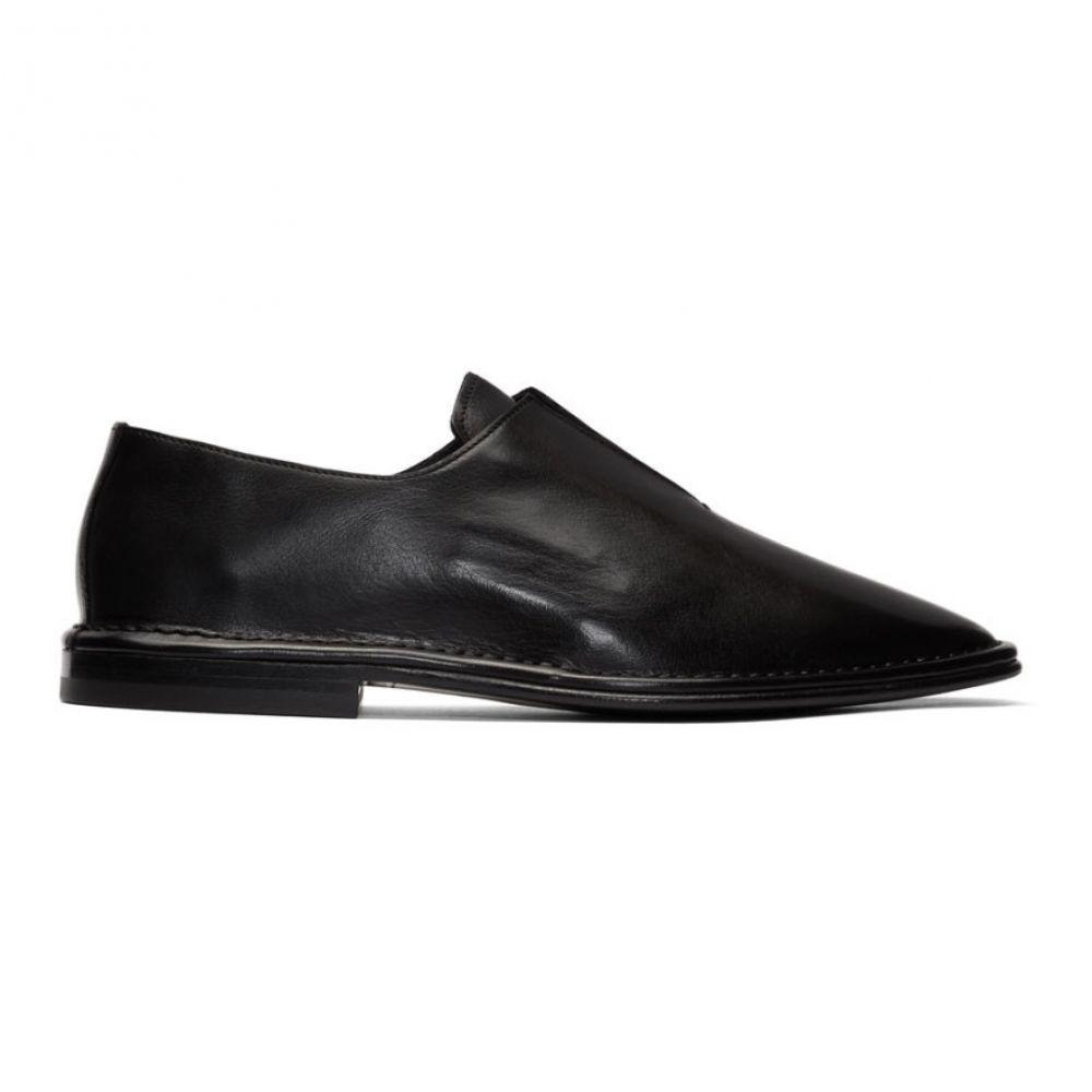 ピエールアルディ Pierre Hardy メンズ ローファー シューズ・靴【Black Petra Loafers】Black