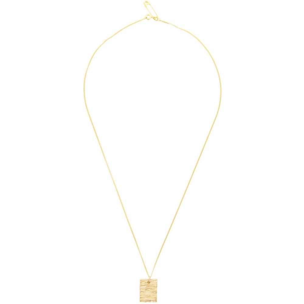 ブルー バーナム Bleue Burnham メンズ ネックレス ジュエリー・アクセサリー【Gold Tough Glamour Necklace】Gold