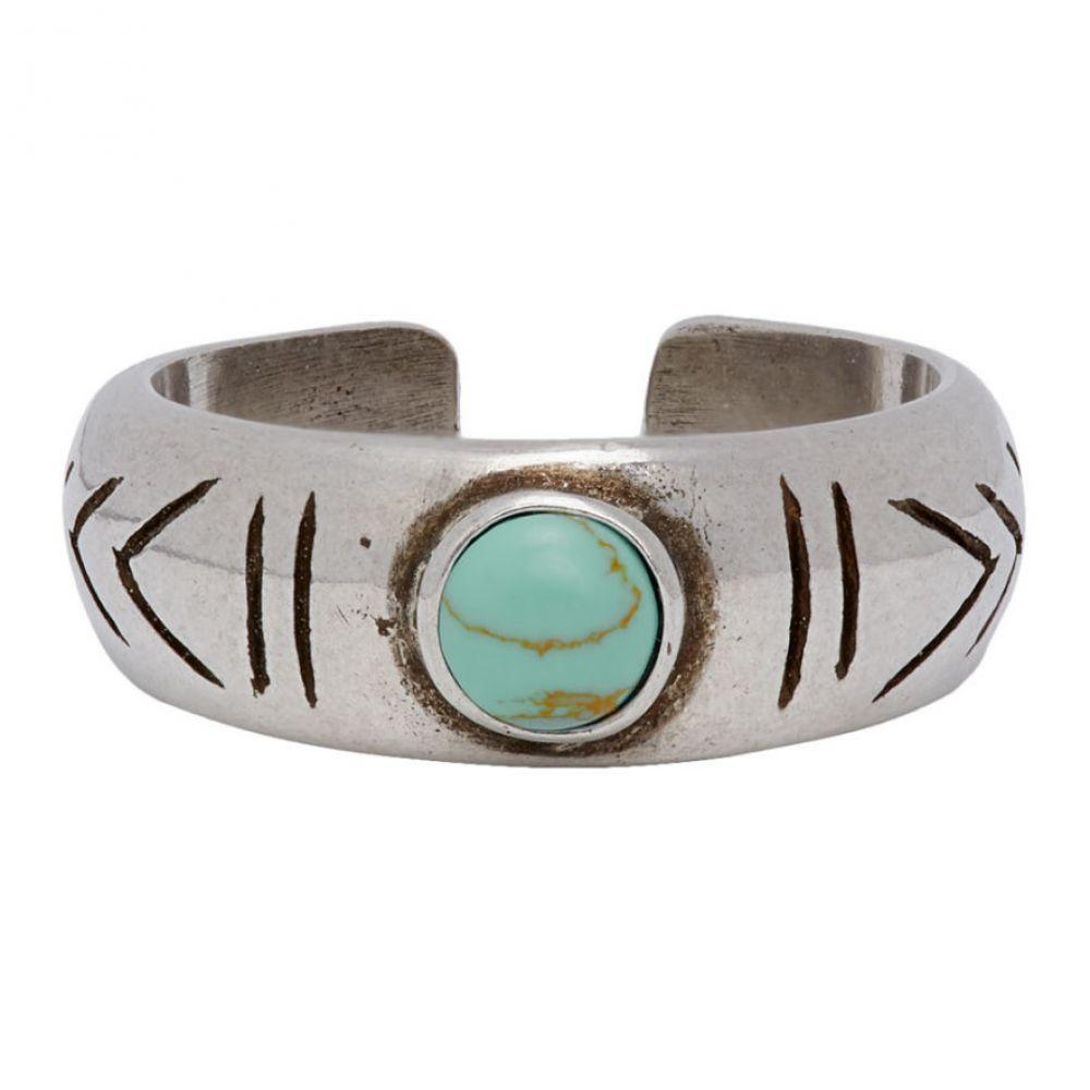 イザベル マラン Isabel Marant メンズ 指輪・リング ジュエリー・アクセサリー【Blue & Silver Summer Ring】Blue/Silver