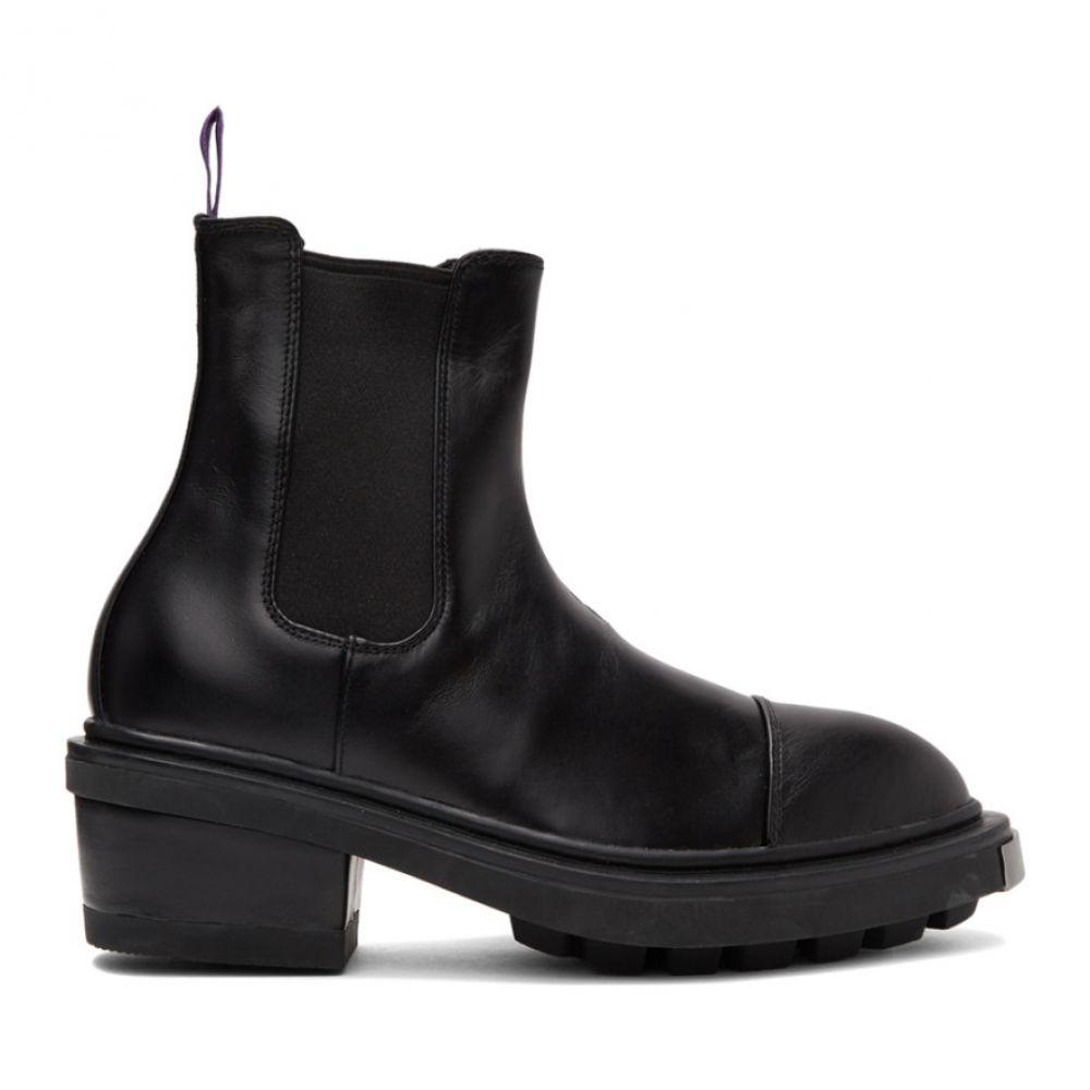 エイティーズ Eytys メンズ ブーツ チェルシーブーツ シューズ・靴【Black Nikita Chelsea Boots】Black