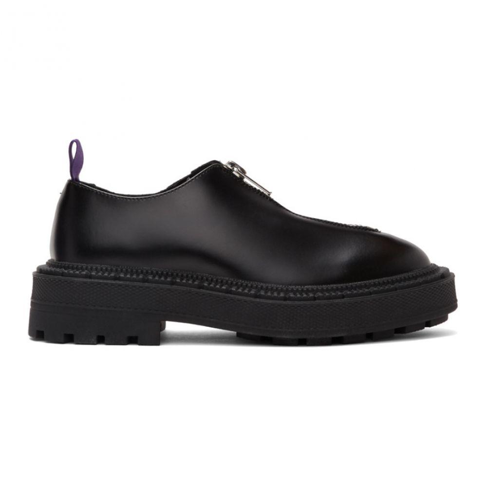エイティーズ Eytys メンズ ローファー シューズ・靴【Black Alexis Loafers】Black
