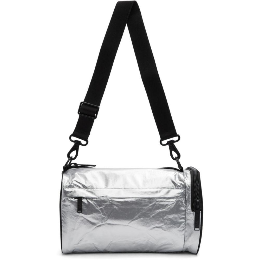 ワイスリー Y-3 メンズ ボストンバッグ・ダッフルバッグ バッグ【Silver Mini Gym Bag】Silver metal