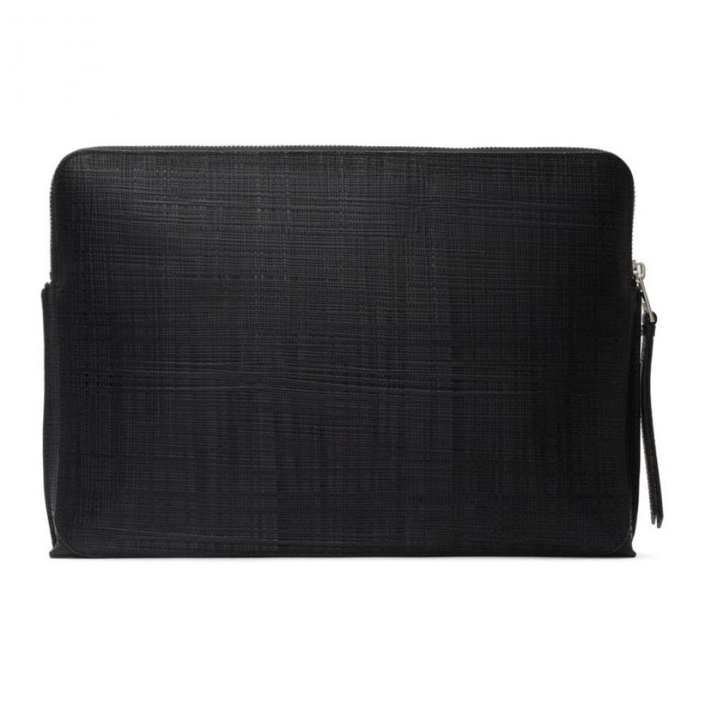 ロエベ Loewe メンズ ビジネスバッグ・ブリーフケース バッグ【Black Goya Portfolio】Black