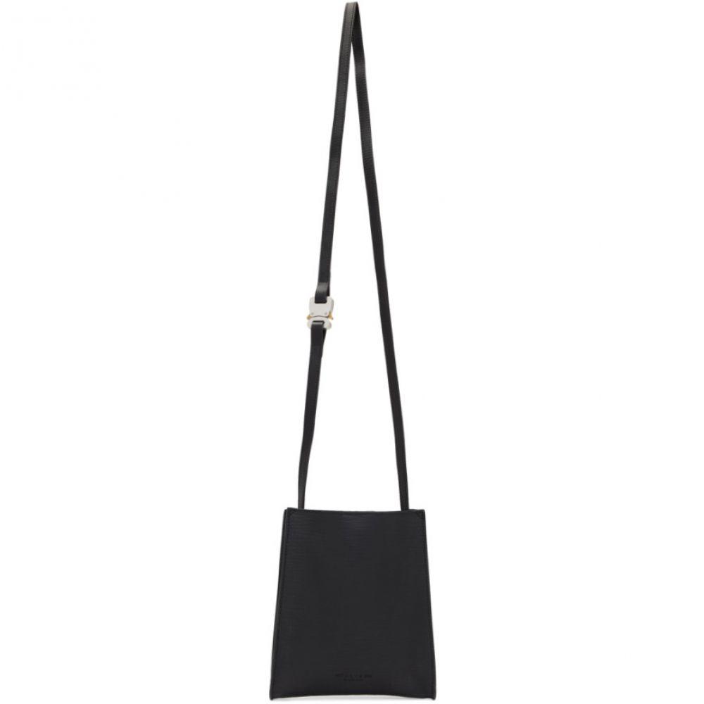 アリクス 1017 ALYX 9SM メンズ メッセンジャーバッグ バッグ【Black Passport Cross Body Bag】Black