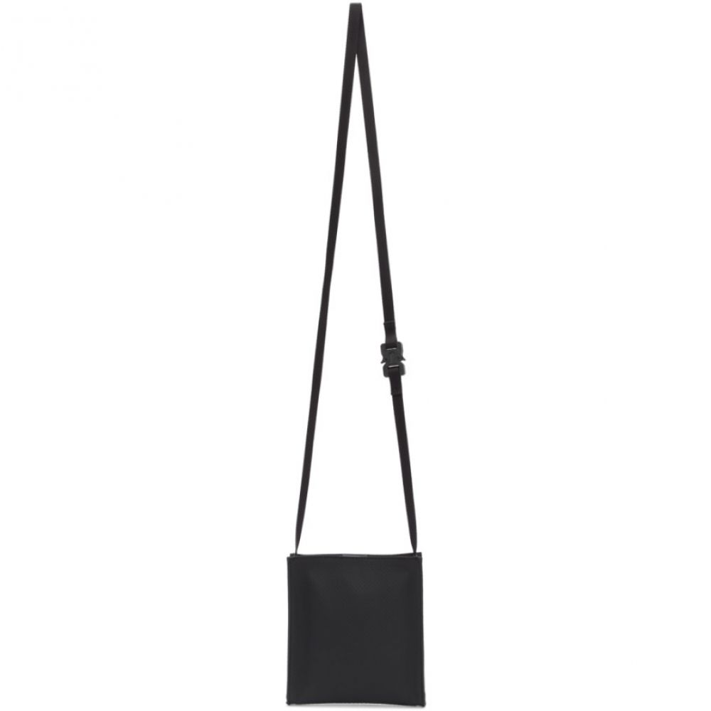 アリクス 1017 ALYX 9SM メンズ ショルダーバッグ バッグ【Black Dotted Cross Body Bag】Black