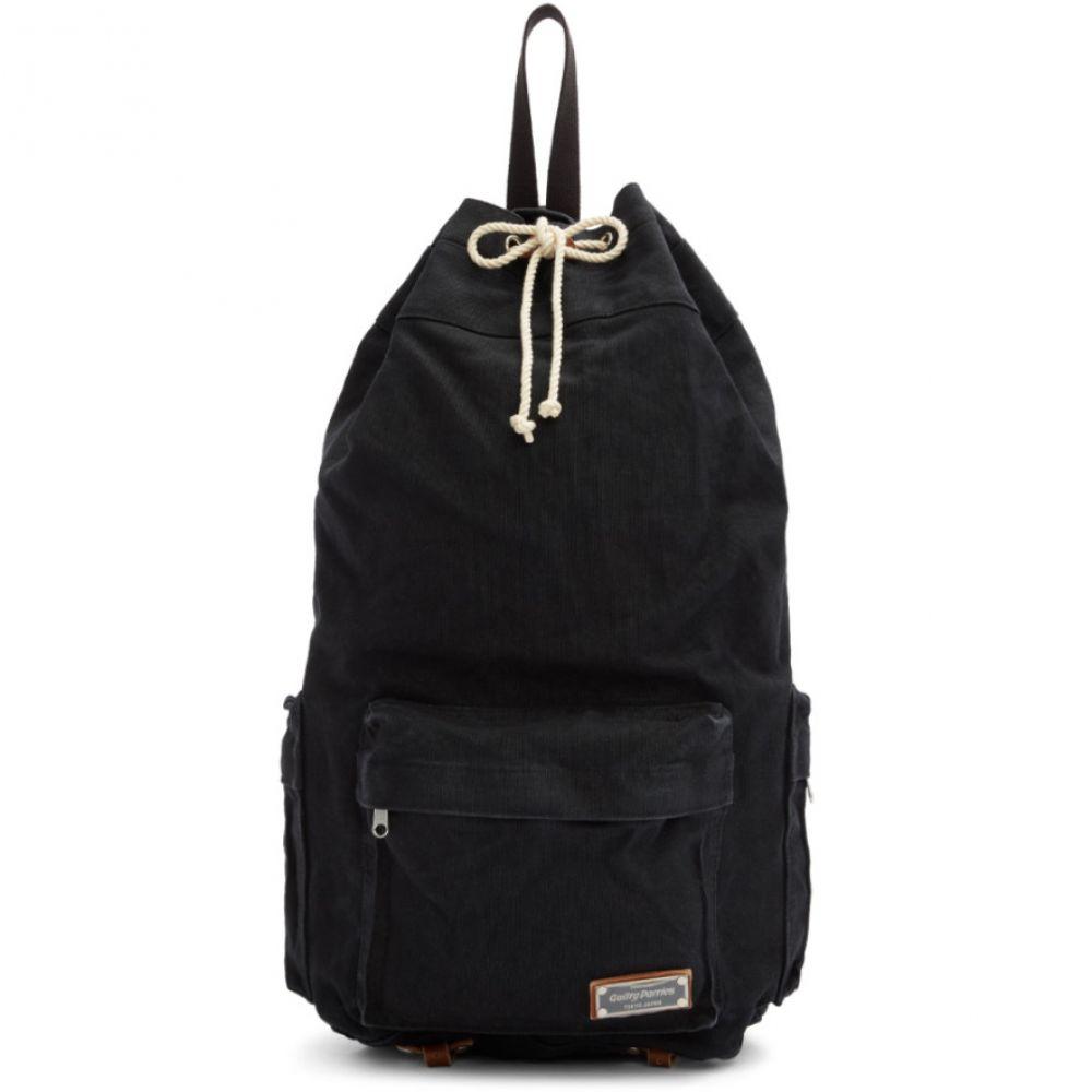 ワコマリア Wacko Maria メンズ バックパック・リュック バッグ【Black Bonsac Backpack】Black
