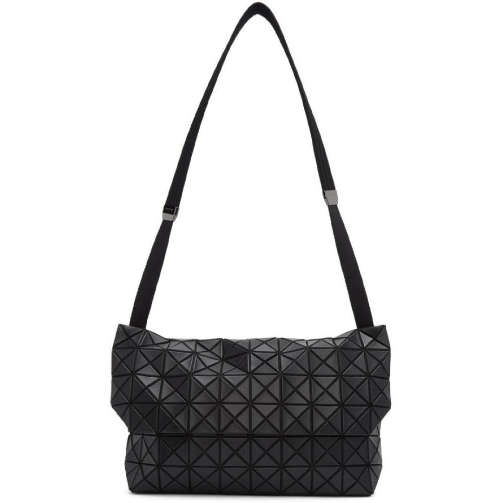 イッセイ ミヤケ Bao Bao Issey Miyake メンズ メッセンジャーバッグ バッグ【Black Prism Messenger Bag】Black