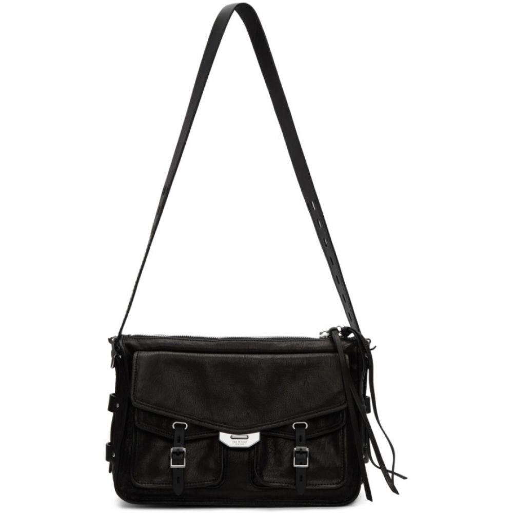 ラグ&ボーン rag & bone レディース ショルダーバッグ メッセンジャーバッグ バッグ【Black Field Messenger Bag】Black