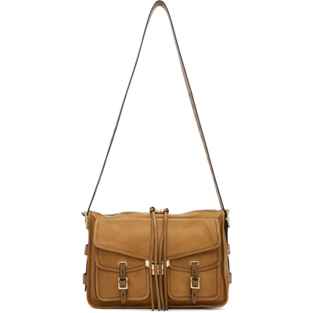 ラグ&ボーン rag & bone レディース ショルダーバッグ メッセンジャーバッグ バッグ【Brown Field Messenger Bag】Brown