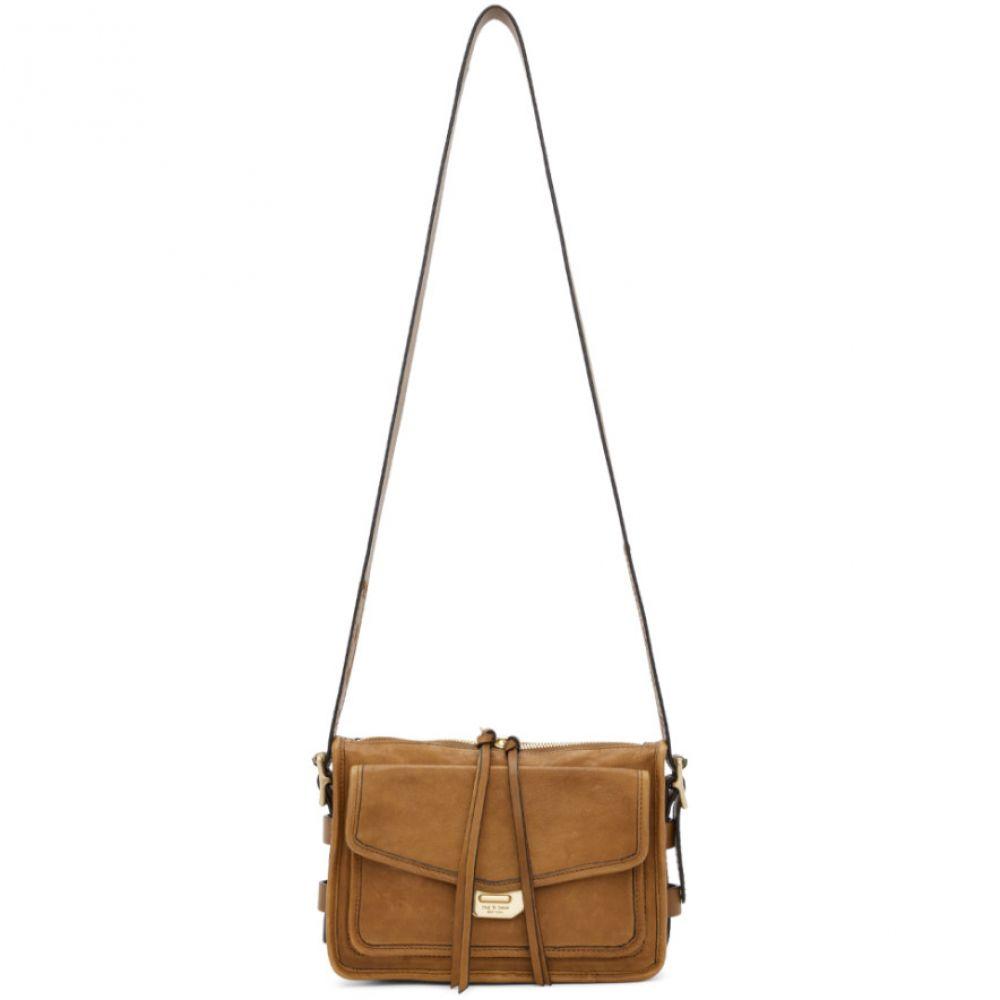 ラグ&ボーン rag & bone レディース ショルダーバッグ メッセンジャーバッグ バッグ【Brown Small Field Messenger Bag】Brown