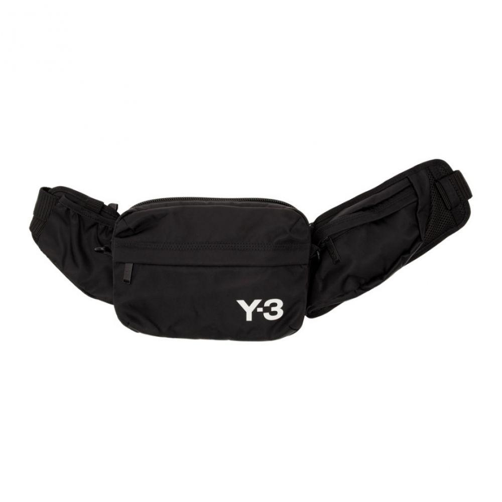 ワイスリー Y-3 メンズ バッグ 【Black Sling Bag】Black